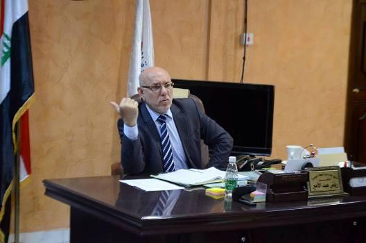 المدير العام يوجه بتقديم الخدمات الطبية ومتابعتها في الاجتماع الدوري لاقسام الدائرة